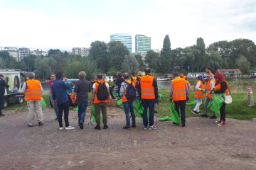 World Cleanup Day – Rhine Cleanup